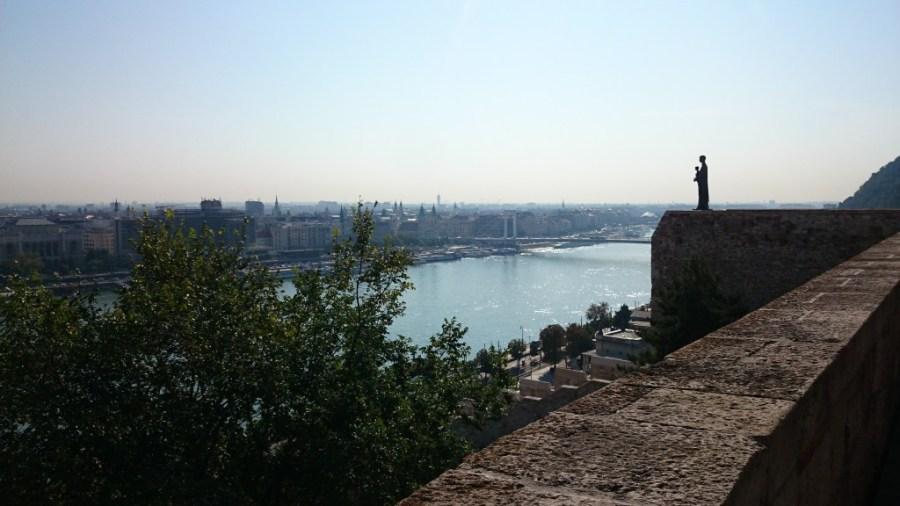 Budapest en 3 días. Vistas de Pest.