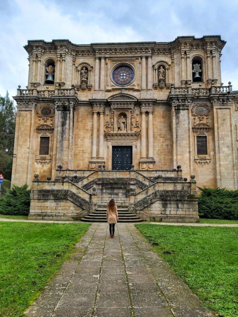 Monasterio de Samos.