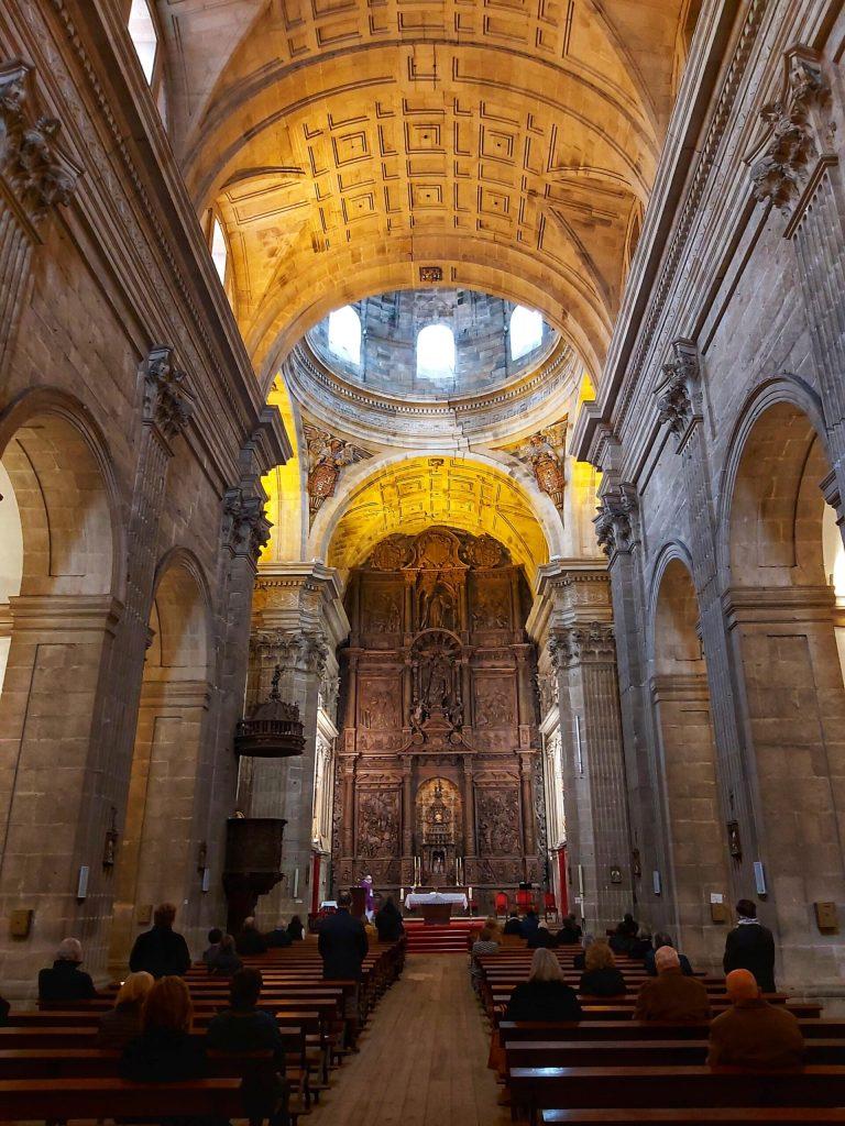 Interior de la Iglesia de los Escolapios