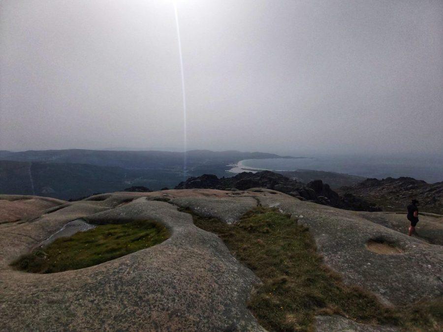 Vistas desde Monte Pindo