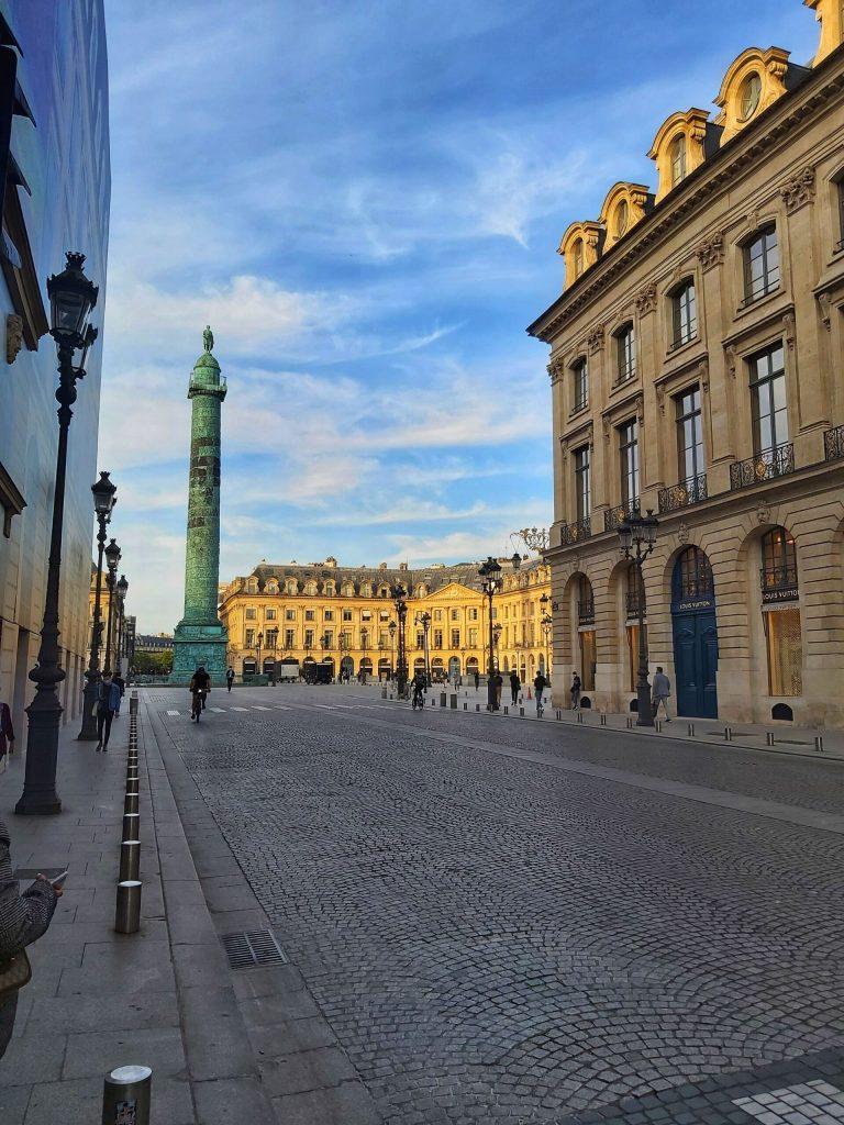 Plaza Vendôme.