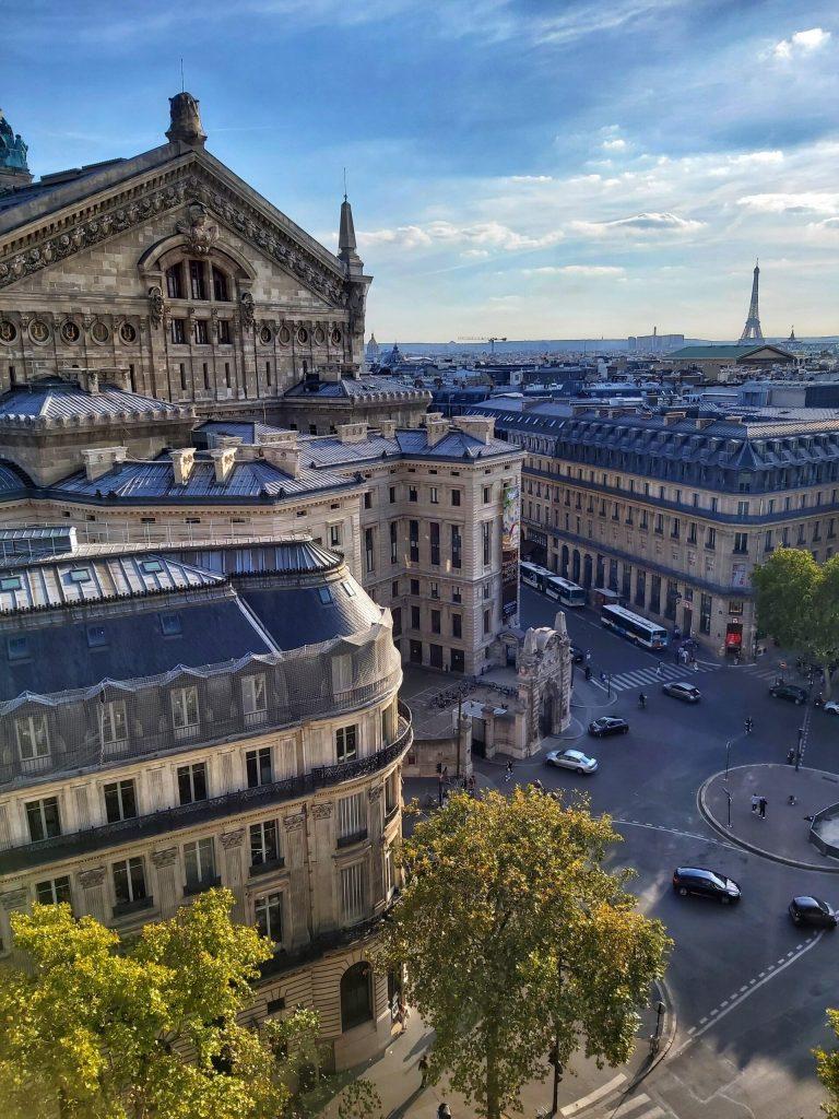 Vista Galerías Lafayette