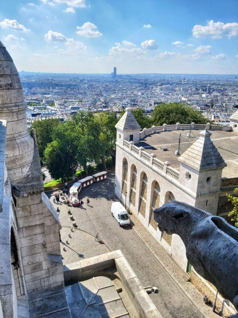 Vistas desde Sacre Coeur.