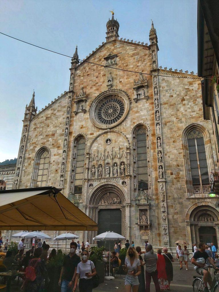 Qué ver en Como, catedral