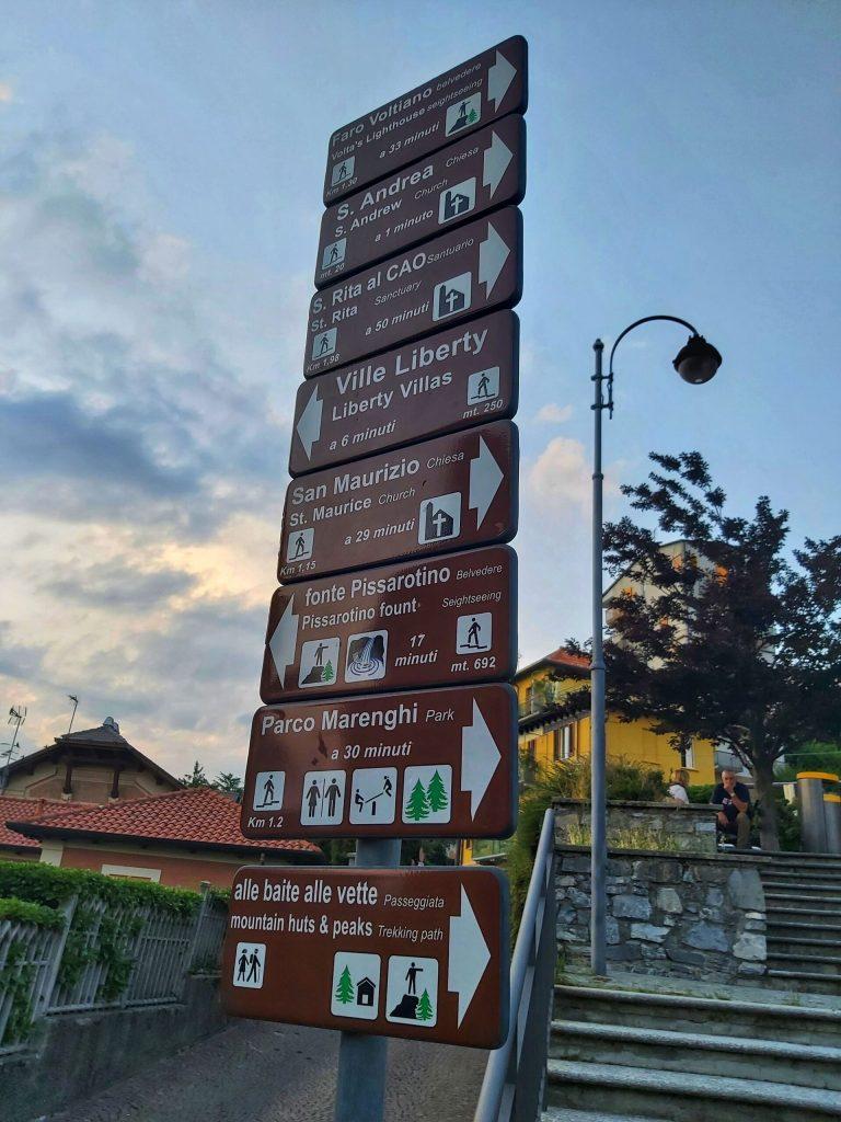 Viajar a Como en Italia