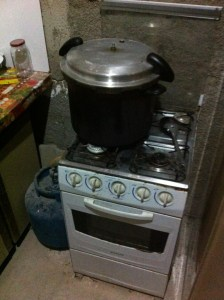 Fotocrônica: The World's Biggest Pressure Cooker