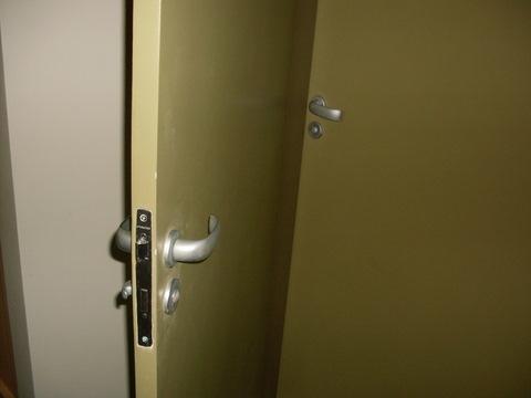 Uma porta dentro da porta