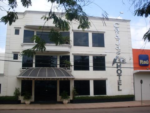 O Hotel Carajás em Parauapebas