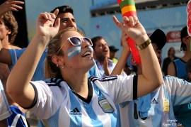 Copa Mundo Fifa Fan Fest ArgentinaxNigeria (47)