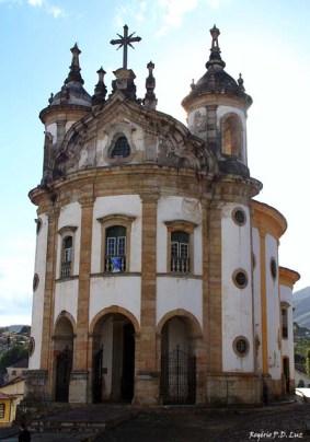 Ouro Preto Igreja N.S. Rosario dos Pretos (07)