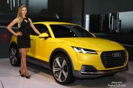 Audi - estande no Salão Automóvel 2014 (01)