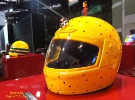 Salão Automoveis 2014 homenagem Ayrton Senna capacete Otavio Mesquita (13)