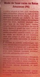 Patrimonio Imaterial Brasileiro.51