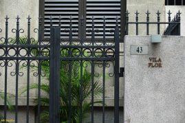 Rua do Padre António nº 43. Foto M.V.Basílio