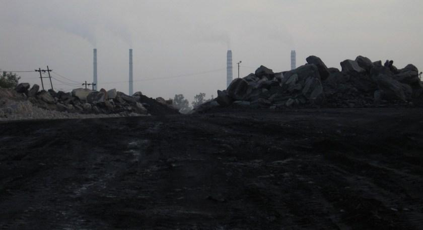India - Contaminación