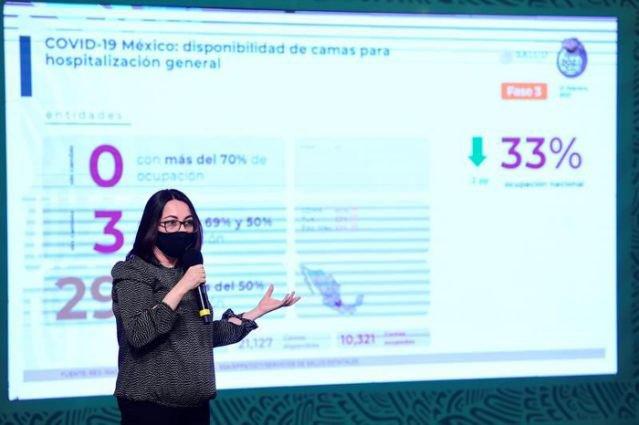 México supera los 180 mil muertos por COVID-19