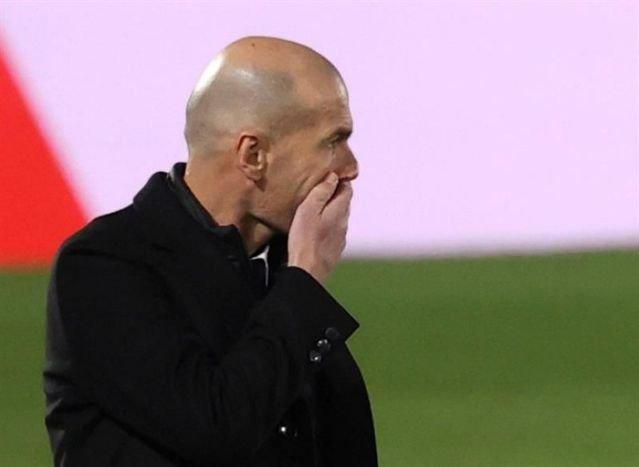 Zidane perdimos puntos pero estoy contento equipo