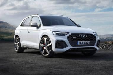 Audi SQ5 del 2021, agilidad y control en las carreteras