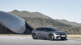 El Kia EV6 aportará gran autonomía y seguridad a los vehículos eléctricos