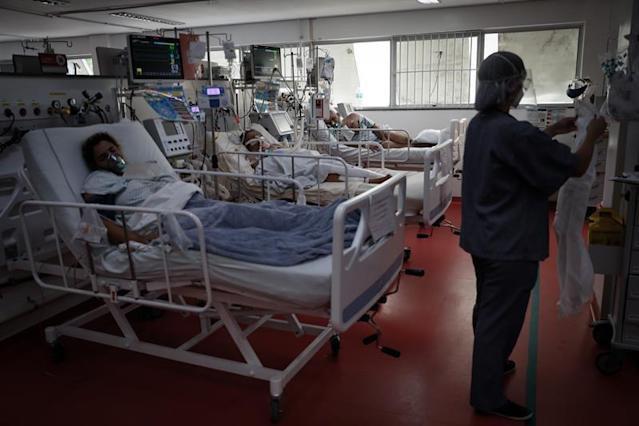 34 % pacientes covid diagnosticado con transtornos mentales