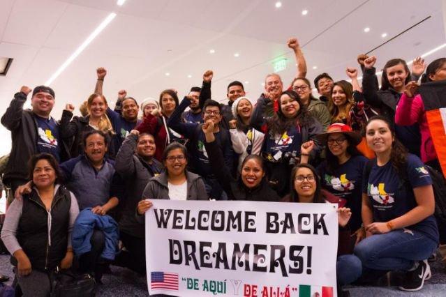 Soñadores están recibiendo más permisos de viaje