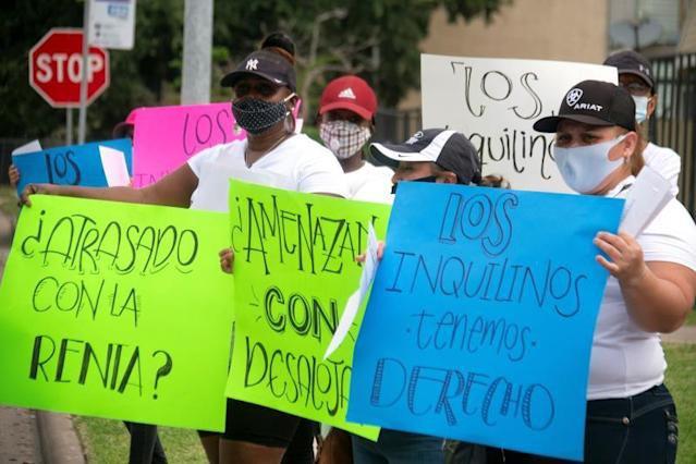 Jueza federal invalida moratoria desalojos pandemia