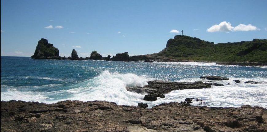 Pointe des chateaux, uno de los mejores sitios que ver en Guadalupe