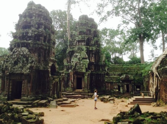 Angkor, Camboya