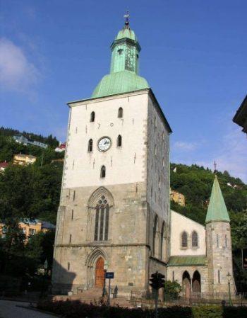 Catedral Sal Olaf Bergen