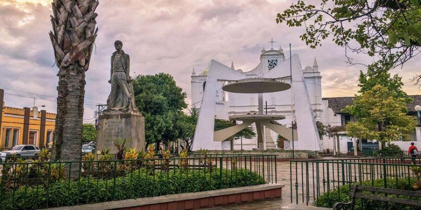 Cobán Parque Central