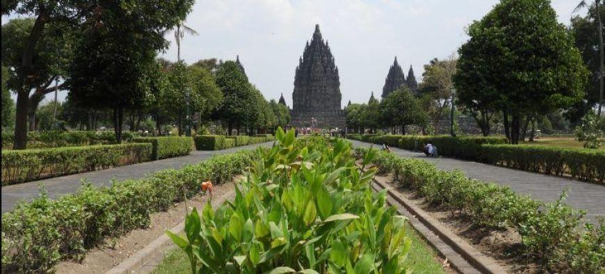 Templos de Prambanan en Yogyakarta