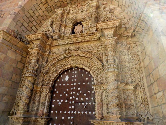 Iglesia San Lorenzo Potosí