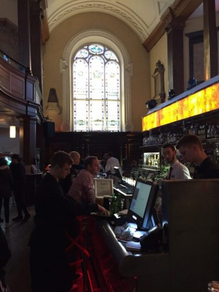 Church Bar, Dublin