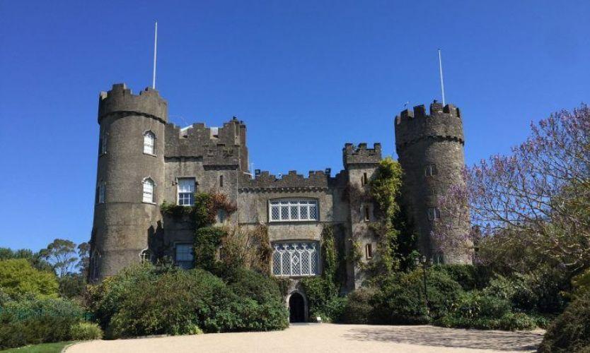 Castillo Malahide, que ver en Dublin