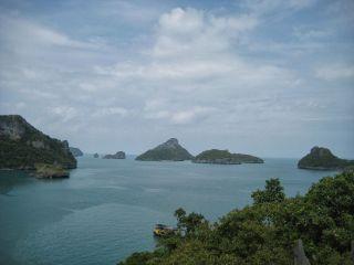 Parque marino Ang Thong