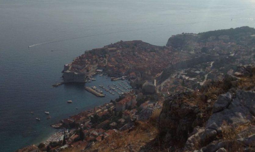 Dubrovnik desde la altura