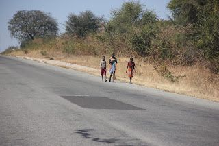 Carretera Caprivi