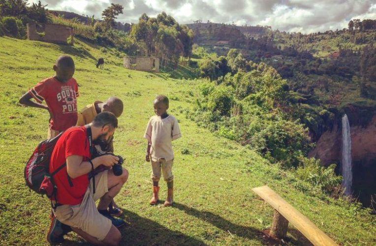 Sipi Falls, una de las claves en nuestro itinerario de viaje a Uganda