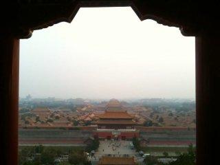 Ciudad Prohibida, visita a Pekín