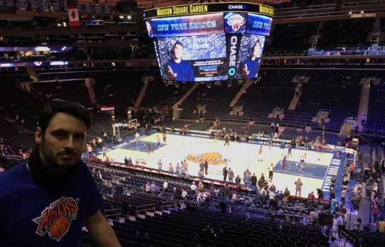 Madison Square Garden, una de las cosas que ver en Nueva York