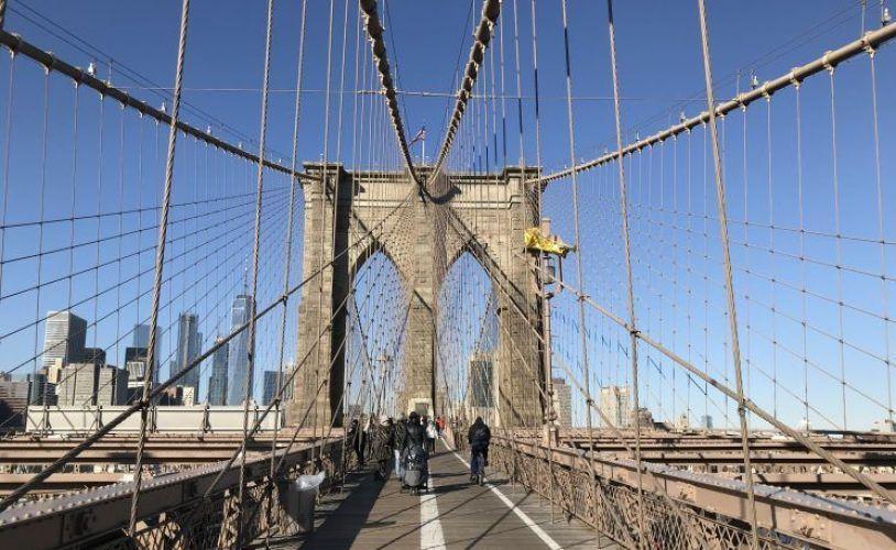 Puente Brooklyn, una de las cosas que ver en Nueva York