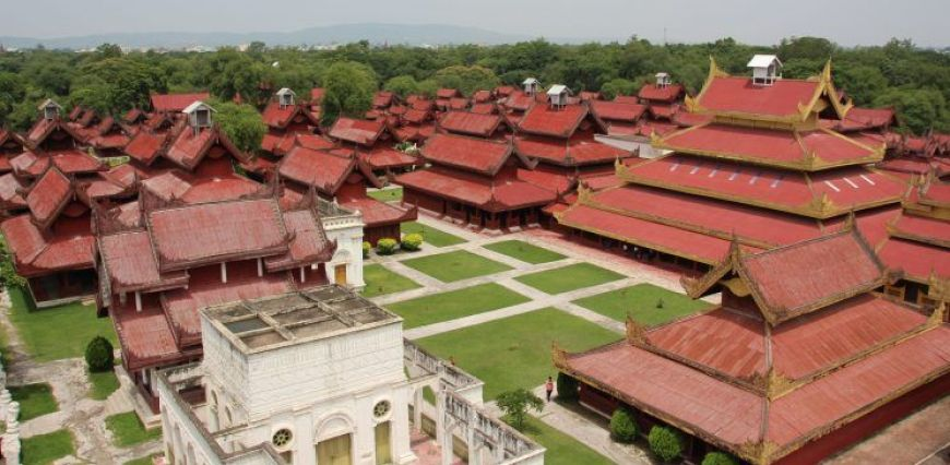 Mandalay, viaje a Myanmar