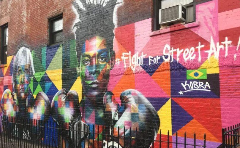 Mural Williamsburg, una de las cosas que ver en Nueva York