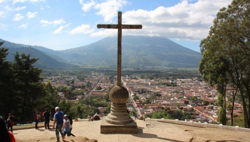 La Antigua, viaje por libre a Guatemala