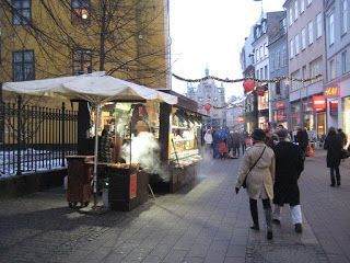 Copenhague city center