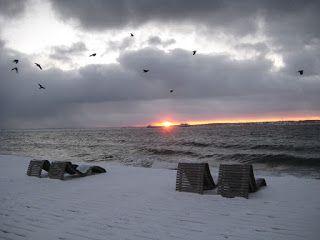 Paseo marítimo Helsinborg