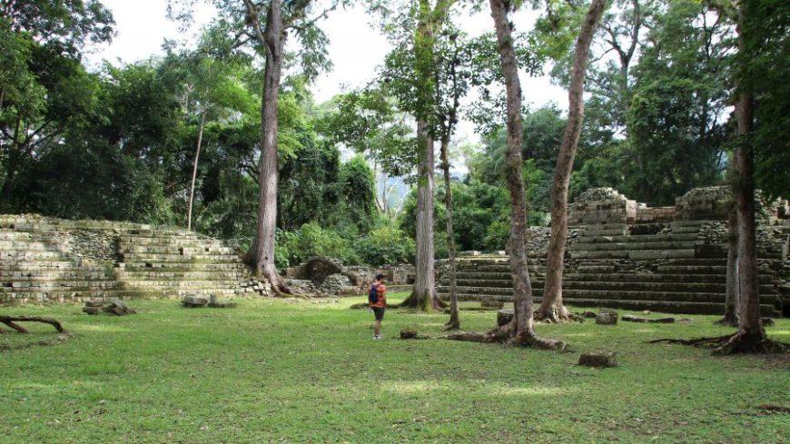 Ruinas mayas de Copán