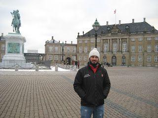 Amalienborg, Copenhague