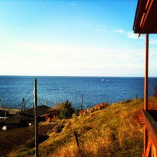 Nuestra casa con vistas al Baikal