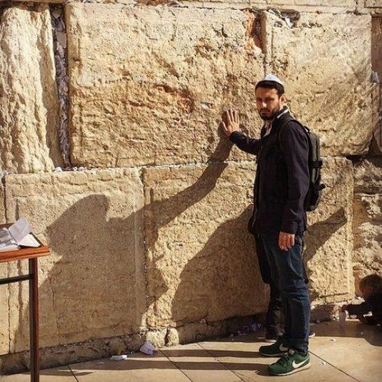 Muro de las lamentaciones, jerusalen